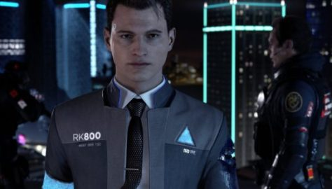 Good Smile Company Announces and details Latest Nenodroid Figure — Connor from Detroit: Become Human