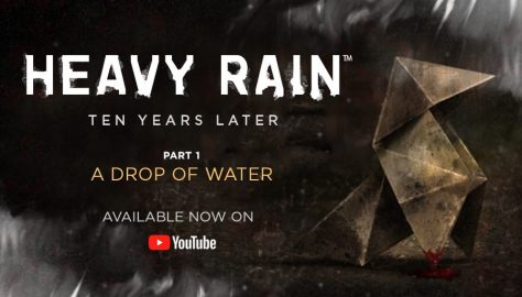 Quantic Dream Celebrates Heavy Rain's 10 Year Anniversary With New Video Series