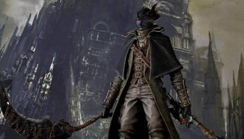 Awesome Ellie Fanart Puts Her in the Shoes of the Bloodborne Hunter
