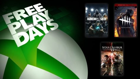 Microsoft Reveals Latest Free Play Days Titles