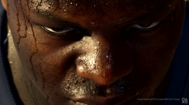NBA 2K21 Makes a Brief, but Promising Showing at Sony's ...