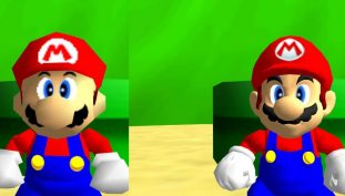 Super Mario 64 PC Port Gets Impressive HD Mod