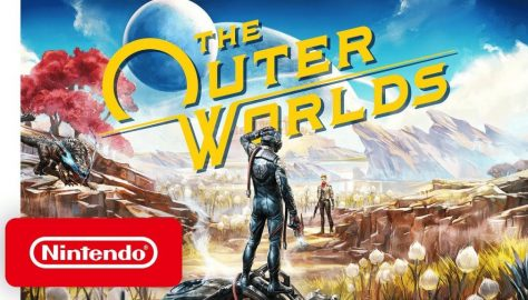 Nintendo Celebrates The Outer Worlds Release With New Launch Trailer
