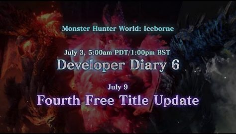 Capcom Announces Fourth Title Update Release Date for Monster Hunter: World; Reveal Set for July 3rd