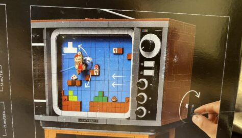 LEGO Teases New NES LEGO Set, Leaked Images Surface Internet