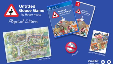 Untitled Goose Game Receives Physical Editions This Fall, Vinyl Soundtrack Announced from iam8bit