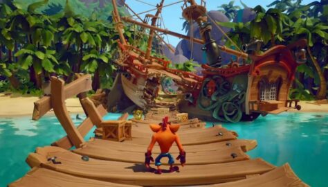 Crash Bandicoot 4: It's About Time Gameplay Preview Showcases Latest Entry in Long-Running Franchise