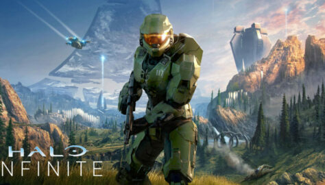 Halo Infinite Boxart Officially Revealed, Very Reminiscent of Combat Evolved