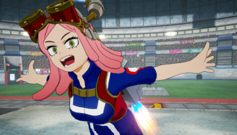My Hero One's Justice 2, Mei Hatsume Receives First Screenshots Showcasing Upcoming DLC Character