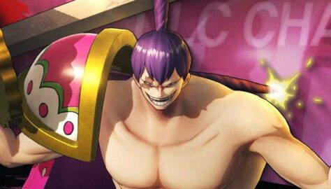 One Piece: Pirate Warriors 4 Detailed Second DLC Character — Charlotte Cracker