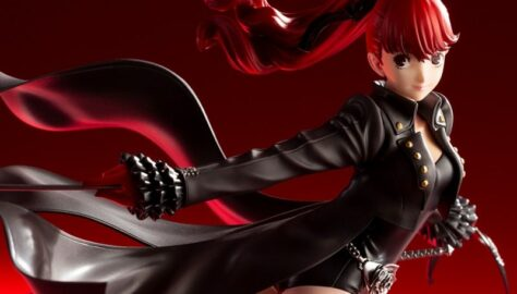 Kotobukiya Announce Awesome New Persona 5 Kasumi ArtFX Statue, Pre-Orders Now Live