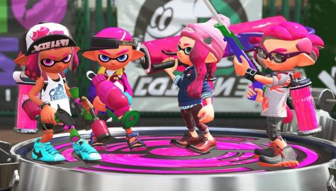 Splatoon 2 Update 5.2.2 Now Available to Download; Patch Notes Detailed