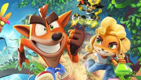 Crash Bandicoot: On the Run Mobile Game Officially Announced, New Trailer Debuts