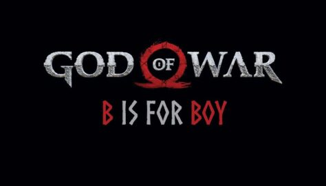 Insight Edition Announces ABC Style Comic Book, God of War: B is for Boy