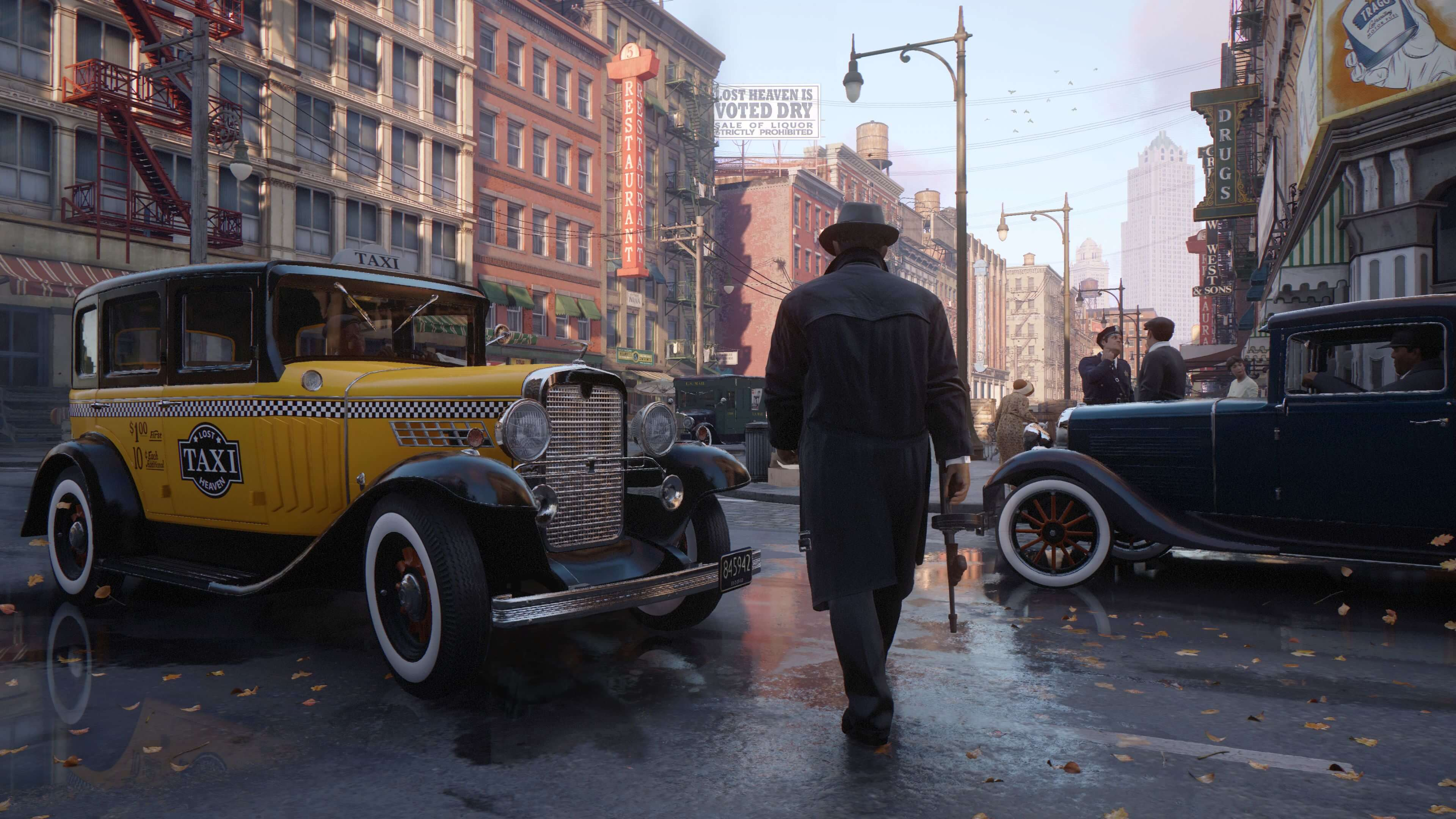 Mafia: Definitive Edition Receives New Trailer, Life of a Gangster