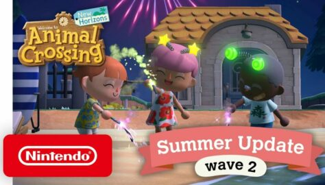 Animal Crossing: New Horizons Summer Update Wave 2 Detailed, Set to Release This Week