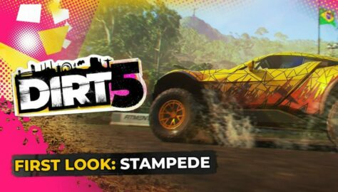 DIRT 5 Stampede Mode Receives New Gameplay Trailer, watch Here