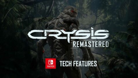 Crysis Remastered Latest Tech Features Trailer Showcases More Nintendo Switch Gameplay