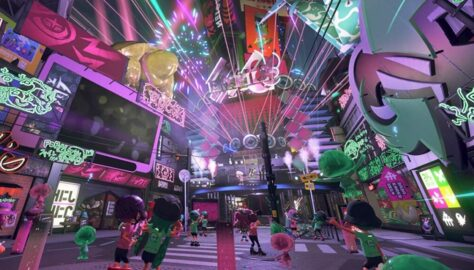 Nintendo Celebrates Spaltoon 2 Third Year Anniversary; Announces Three Upcoming Splatfests
