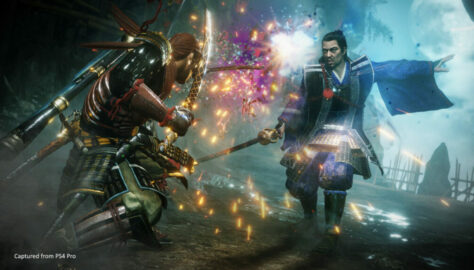 Nioh 2 Darkness into the Captial DLC Announced, Set to Release October 15th