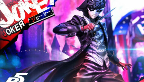 Prime 1 Studios Announce Spectacular Persona 5 – Joker Statue; Pre-Orders Now Open