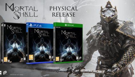 Mortal Shell Physical Editions Announced for PS4, Xbox One, and PC; Releases This Fall
