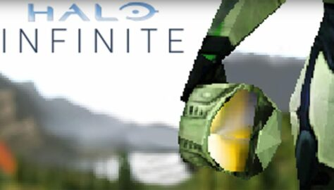 YouTube User Recreates Halo Infinite as Nintendo 64 Title