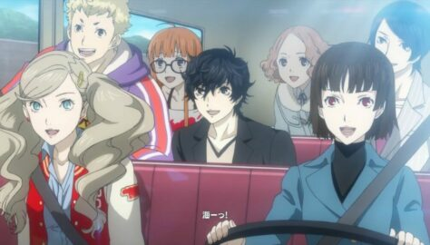 Persona 5 The Animation Arrives to Funimation Today