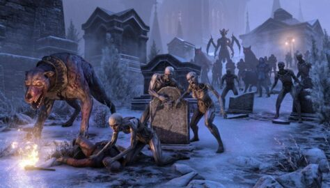 The Elder Scrolls Online: Stonethorn Set to Release Later This Month; New Gameplay Trailer Released