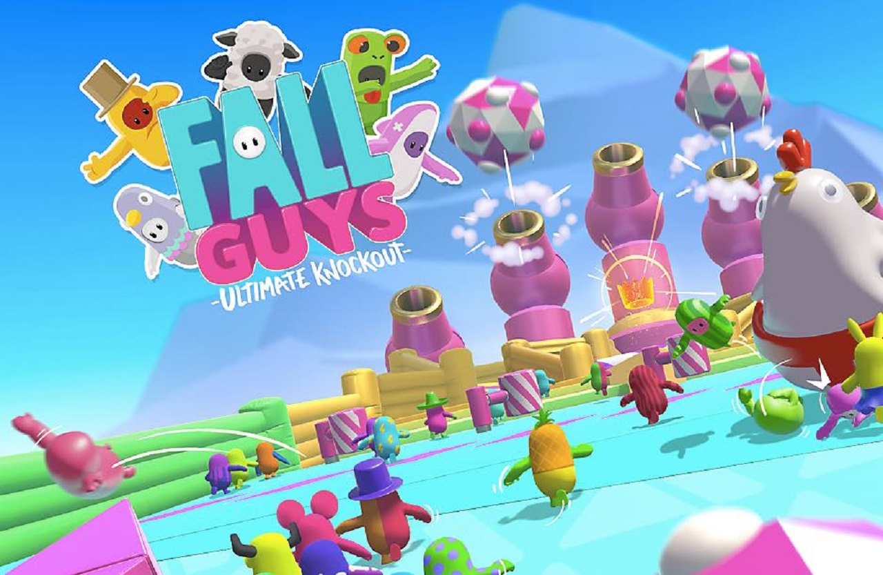 Fall Guys Receives Fun-Filled Launch Trailer Ahead of ...