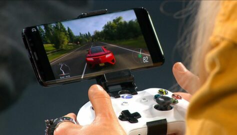 Microsoft Releases Project xCloud Mobile Gaming Accessories Trailer