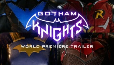 WB Games Montreal Official Announce Gotham Knights; New Co-op Game Featuring the Bat-Family
