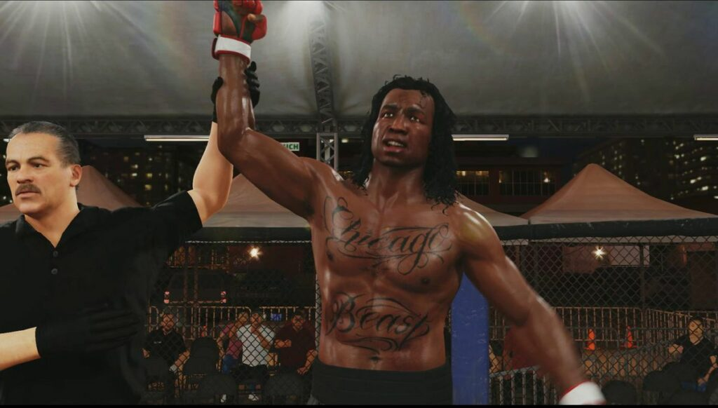 Review Roundup Ea Sports Ufc 4 Is The Best Version Of Combat Sports While Also Adding Some New Features Into The Mix Gameranx