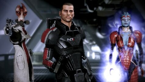 Mass Effect Trilogy Remastered Listing Surfaces on Portuguese Retailer Site; PS4, Xbox One, Nintendo Switch Versions Included