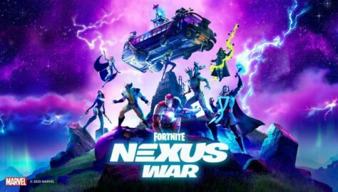 Fortnite Chapter 2 Season 4 Nexus War Cinematic Trailer Released; New Marvel Characters Announced