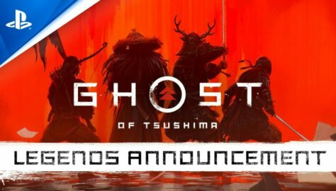 Ghost of Tsushima: Legends Announced; New Multiplayer Portion of the Game, New Trailer Released