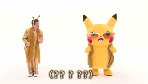Pikotaro's Latest Music Video is a Collab With Video Game Icon Pikachu, Watch Here