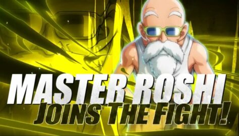 Bandai Namco Releases New Gameplay Trailer for Master Roshi in Dragon Ball FighterZ