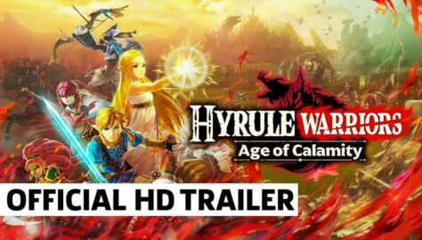 Hyrule Warriors: Age of Calamity Announced, Set to Release This November