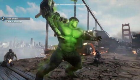 Marvel's Avengers Latest Trailer Discusses the Importance of Smashing Everything