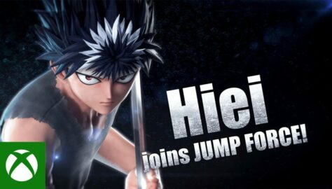 Bandai Namco Releases New Gameplay Trailer for Upcoming Jump Force DLC Character, Hiei