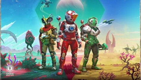Hello Games Announce Next Update for No Man's Sky, Coming Next Week