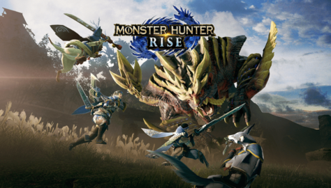 Capcom Announces New Mainline Entry in Monster Hunter Franchise for Nintendo Switch, Set to Release in March 2021
