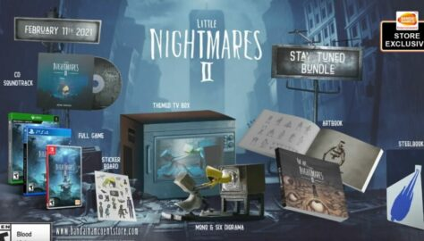 Little Nightmares II Halloween Trailer Is Quite Unsettling