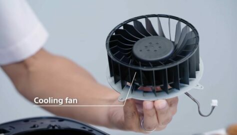 Cooling Fan PS5