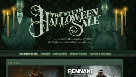 Halloween-Steam