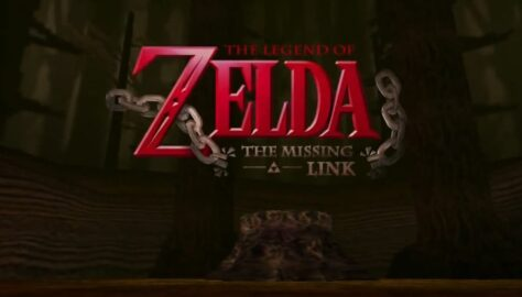 zelda the missing link