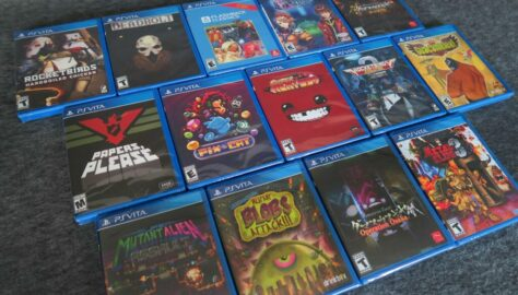 Limited Run Games Will Be Holding A Extremely Limited Sale Next Month