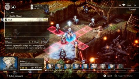Mysterious Tactical RPG Called Project Triangle Strategy Revealed