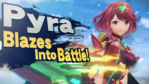 Pyra/Mythra From Xenoblade Chronicles 2 Is The Latest Smash Fighter